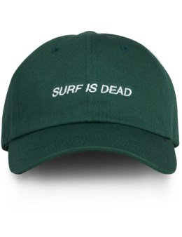 Surf is Dead Asleep Hat Picture
