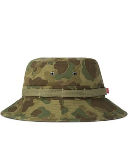 """BEDWIN & THE HEARTBREAKERS Olive """"James"""" Jungle Hat Picture"""