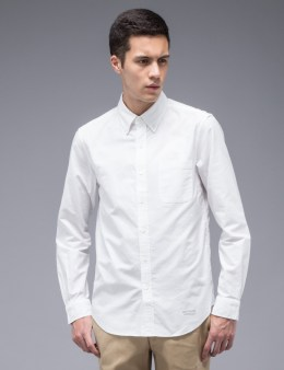 WACKO MARIA Oxford B.D. L/S Shirt (TYPE-3) Picture
