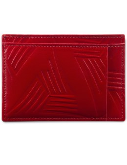 MARNI Flower Embossed Card Holder Picture