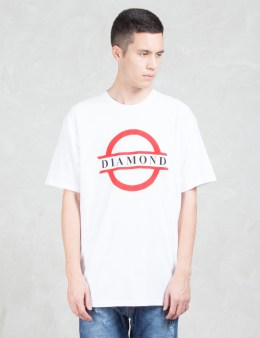 Diamond Supply Co. Tube Logo S/S T-Shirt Picture