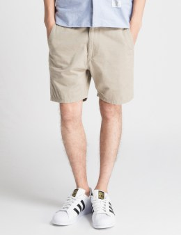 BEDWIN & THE HEARTBREAKERS Beige Marcy 4/L Miltary Chino Pants Picture