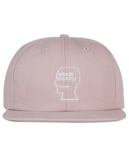 Brain Dead Herringbone Logo Hat Picture