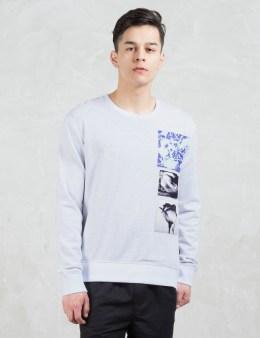 Hero's Heroine Patches Sweatshirt Picture