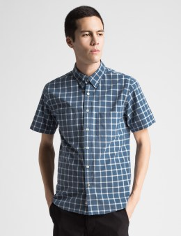 DELUXE Blue Jake Shirt Picture
