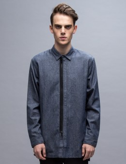 Fairplay Shea Zip Font Shirt Picture