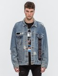 Luke Vicious False Idols Denim Jacket Picture