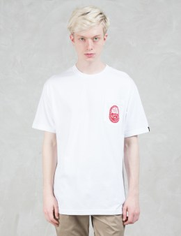Benny Gold Diving Club Pocket S/S T-shirt Picture