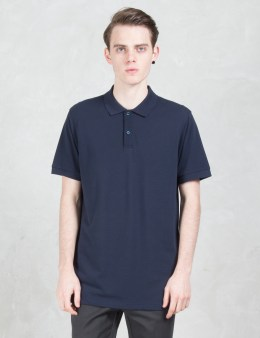 SUNSPEL Pique S/S Polo Shirt Picture
