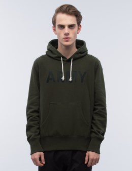 "Champion Reverse Weave ""ARMY"" Hoodie Picture"