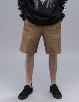Palm Angels Corduroy Work Shorts Picture