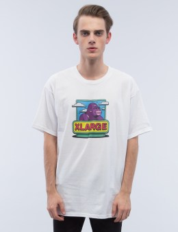 XLARGE Pops S/S T-Shirt Picture