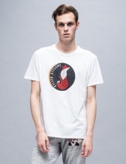 MAISON KITSUNE Dan-ah Kim Fox Moon S/S T-Shirt Picture