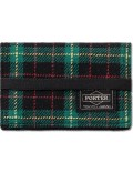 Head Porter Green Lesson Band Card Case Picutre