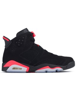 Jordan Brand Air Jordan 6 Black Infrared 2014 Retro Picture