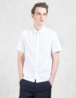 MSGM Hand Stitch S/S Shirt Picture