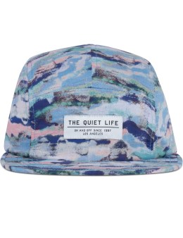 The Quiet Life Sandstorm 5 Panel Cap Picture