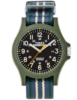 TIMEX ARCHIVE Acadia With Green Dial Picture