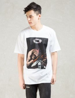 Black Scale White Departed Knowledge T-shirt Picture