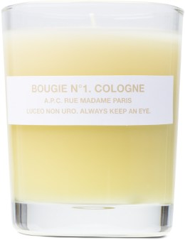 A.P.C. Bougie Parfumee Candle Cologne Picture