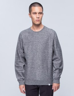 Norse Projects Ketel Mouline Sweatshirt Picture