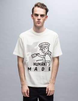 Human Made #1212 Painting S/S T-Shirt Picture