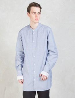 3.1 Phillip Lim Tromp Loeil Layered L/S Button Up Shirt Picture