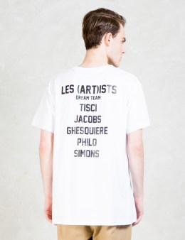 LES (ART)ISTS Dream Team Fashion T-Shirt Picture