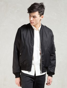 WHIZ Black 2tone Patch Bomber Picture
