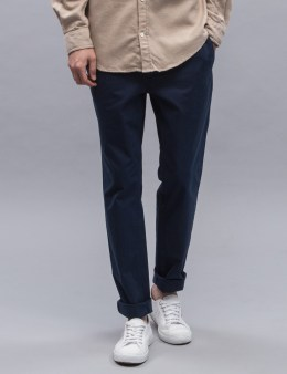 Norse Projects Aros Slim Light Twill Pants Picture