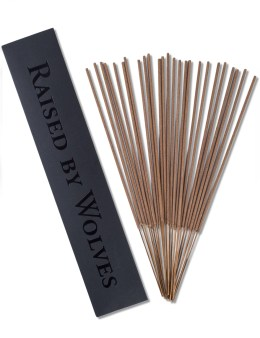 Raised by Wolves Amber Incense Picture