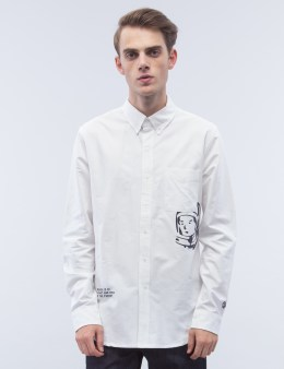 Billionaire Boys Club Mantra Oxford Shirt Picture