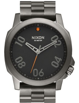 Nixon Gunmetal/Black Ranger 45 SS Watch Picture