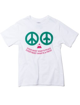 "CLUB 75 ""Peace"" S/S T-Shirt Picture"