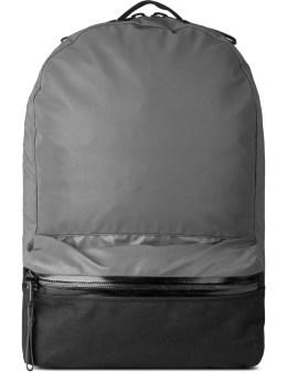 Nocturnal Workshop Black Barred Backpack Picture