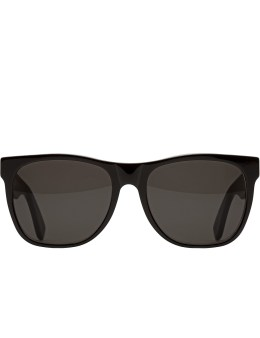 SUPER BY RETROSUPERFUTURE Classic Black Sunglasses Picture