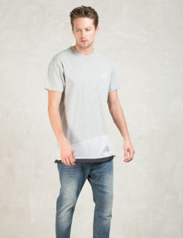 10.DEEP Grey S/S Tech T-Shirt Picture