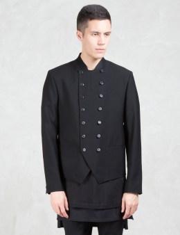 LAD MUSICIAN Wool Gabardine Napoleon Jacket Picture