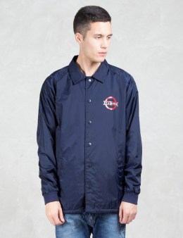 Diamond Supply Co. Tube Logo Coach Jacket Picture