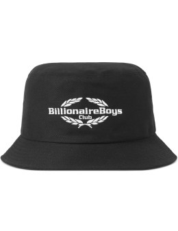 Billionaire Boys Club Black SS Logo Bucket Hat Picture