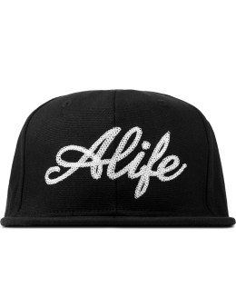 ALIFE Black Baseball Snapback Picture