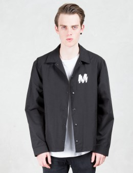 MISBHV Back Graphic Print Jacket Picture