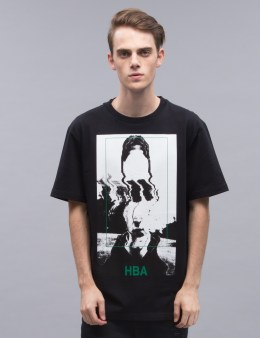 Hood By Air. Montgomery S/S T-Shirt Picture