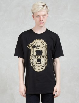 Benny Gold Crafted Goods S/S T-shirt Picture