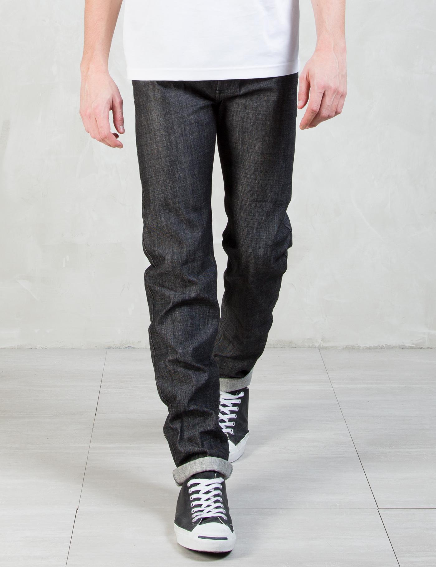 A.P.C. Black New Standard Jeans