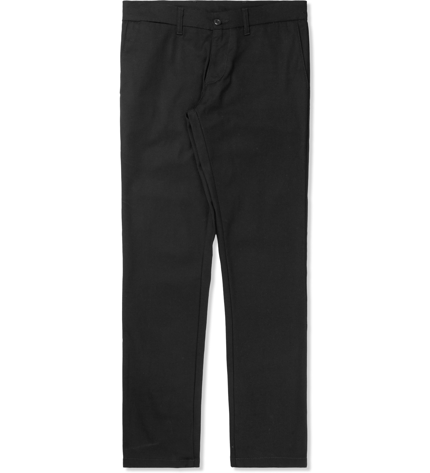Carhartt WORK IN PROGRESS Black Sid Pants