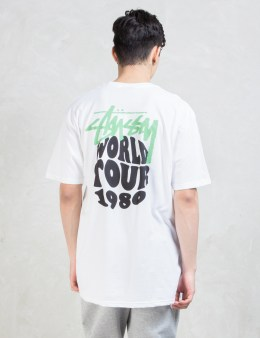 Stussy World Tour 1980 T-Shirt Picture