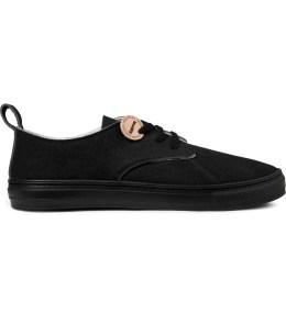 buddy Black Corgi Low Mud Shoes Picture