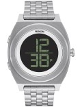 Nixon Time Teller Digi SS with Black Dial Picture
