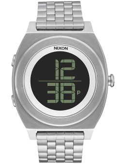 Nixon Time Teller Digi SS with Black Dail Picture